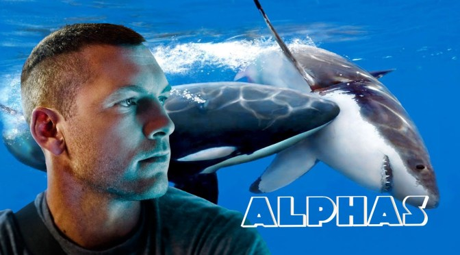 Sam Worthington To Star In 'Alphas' | A White Shark vs Killer Whale Thriller