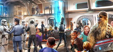 Star Wars Galacti Starcruiser - Disney Hotel Revealed
