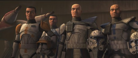 Star Wars: The Clone Wars | 'The Bad Batch' Clip