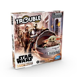 Trouble - Star Wars The Mandalorian Edition 1