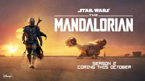 The Mandalorian Season 2 Will Debut This October