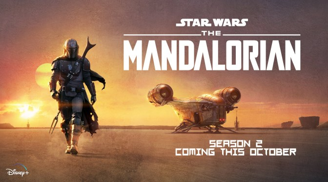 The Mandalorian Season 2 Will Debut This October