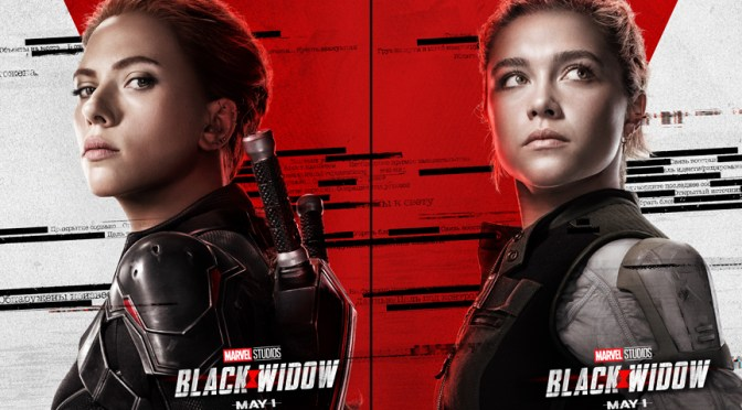 "Marvel | New Black Widow ""BIG GAME SPOT"" and Character Posters Unveiled"