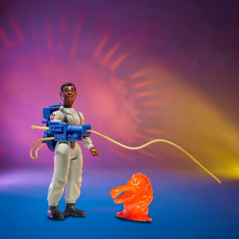 The Real Ghostbusters Winston Zeddemore - Kenner Hasbro Re-release 2