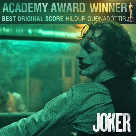 Best Original Score: Joker - Oscars 2020