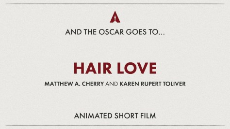 Best Animated Short: Hair Love - Oscars 2020