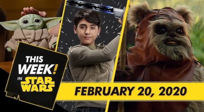 This Week! in Star Wars | Star Wars: The Rise of Skywalker Comes Home, the Child Lands at New York Toy Fair, and More!