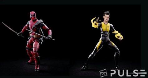 Toy Fair 2020: Marvel Legends X-Men Movie Figures Revealed!