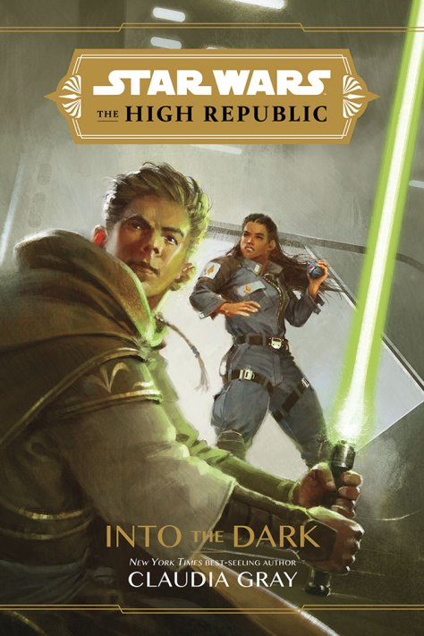Star Wars The High Republic - Into The Dark