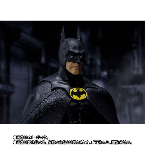 Bandai S.H. Figuarts Batman 1989 Promo Image 7