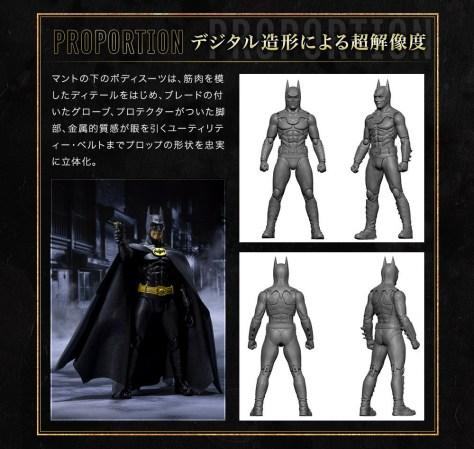 Bandai S.H. Figuarts Batman 1989 Promo Image 13