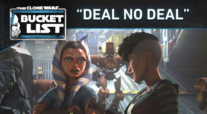 "Bucket List: ""Deal No Deal"" 