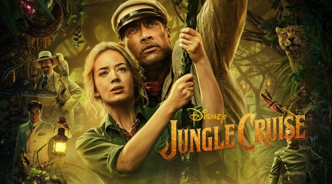 Disney's Jungle Cruise | New Trailer