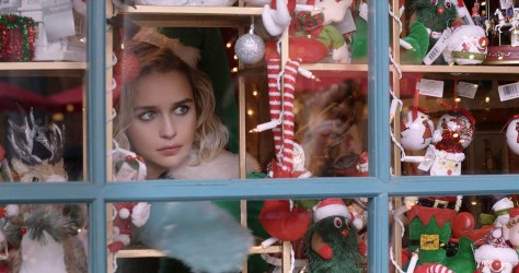 Last Christmas - Emilia Clarke