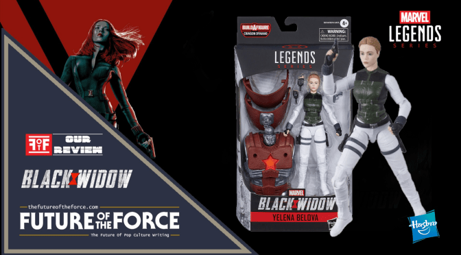 Marvel Legends Review | Yelena Belova (Black Widow)