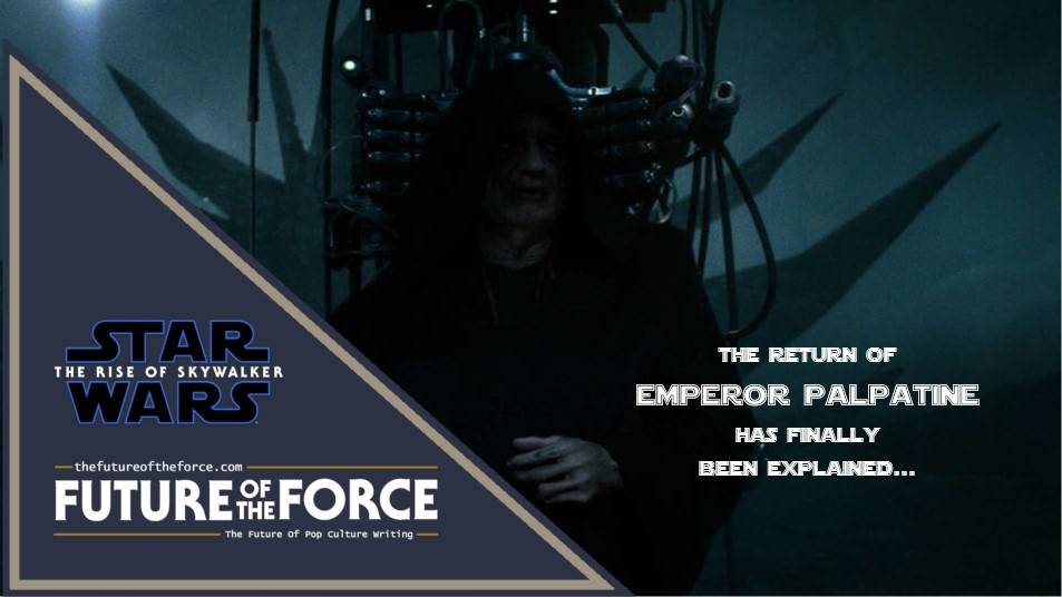 So Palpatine S A Clone Now Future Of The Force