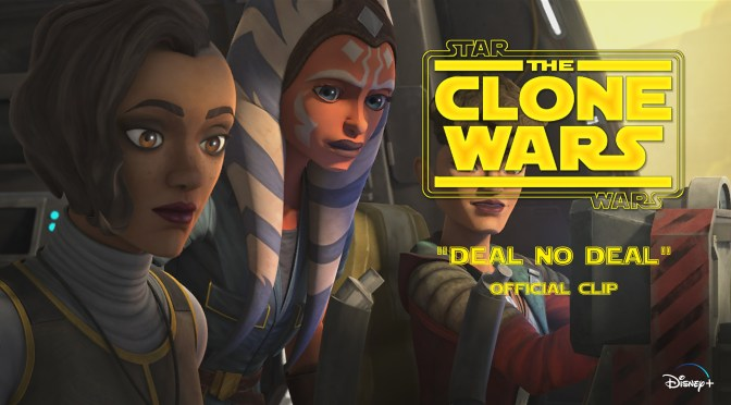 "Star Wars: The Clone Wars |  ""Deal No Deal"" Clip"