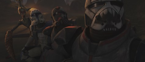 "Star Wars The Clone Wars ""On the Wings of Keeradaks"" 1"