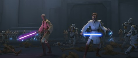 "Star Wars: The Clone Wars ""Unfinished Business"" Clip 3"