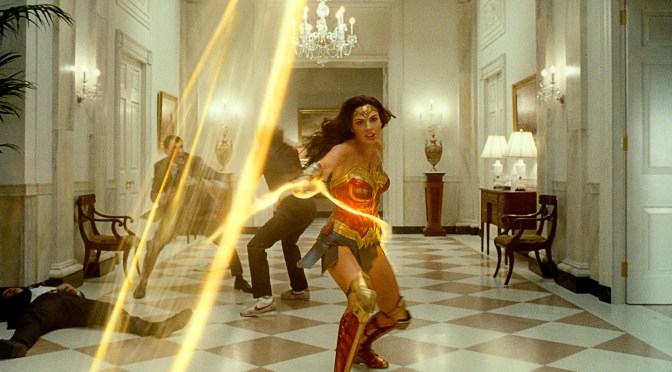 Warner Bros. Shares Some Glossy New Images From Wonder Woman 1984