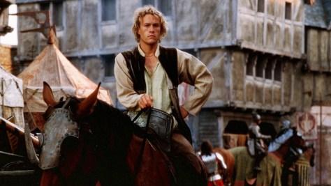 A Knight's Tale - Heath Ledger
