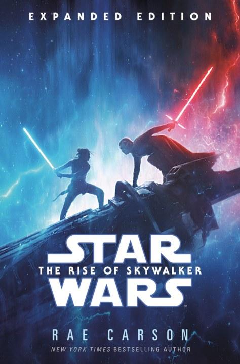 Star Wars: The Rise Of Skywalker Expanded Novelization Cover