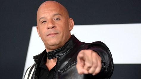Vin Diesel - Bloodshot