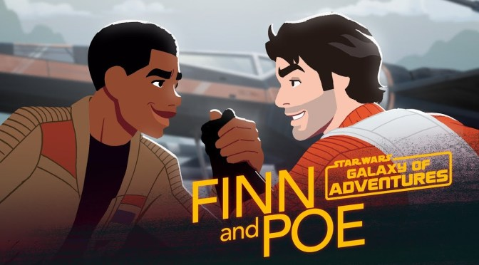 Star Wars: Galaxy of Adventures | An Unlikely Friendship