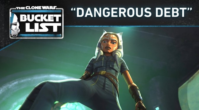 "Bucket List: ""Dangerous Debt"" 