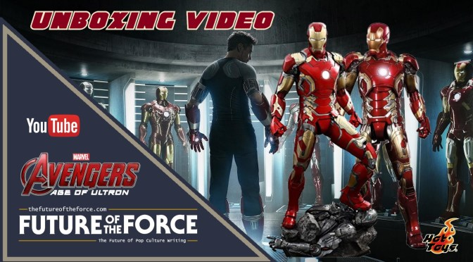 FOTF TV | Iron Man MK-XLIII (Avengers Age Of Ultron) – Hot Toys Unboxing Video