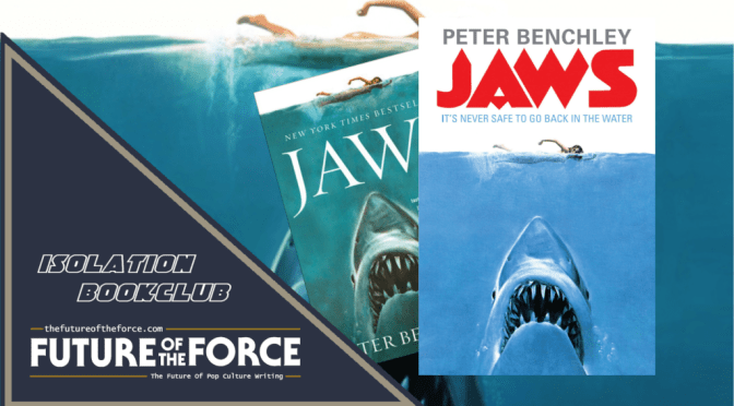 Isolation Bookclub | Jaws by Peter Benchley
