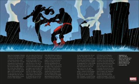 Marvel Black Widow Secrets Of A Super-Spy - Daredevil