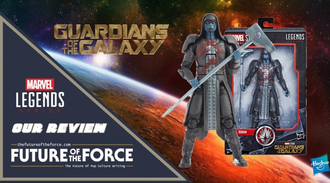 Marvel Legends Review | Ronan (Guardians Of The Galaxy)