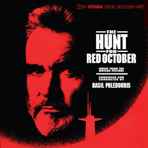 The Hunt For Red October - Soundtrack