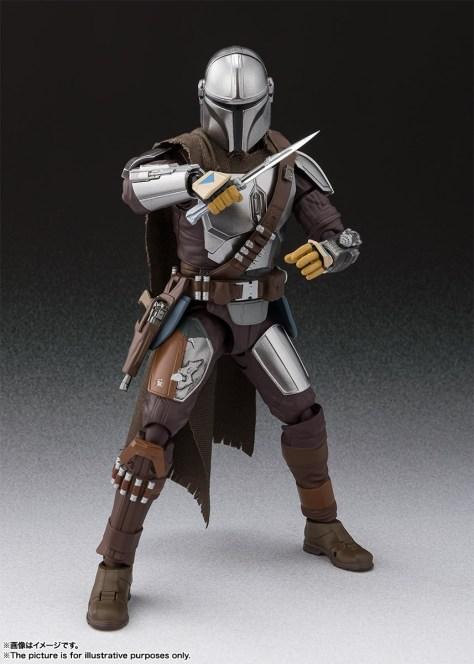 S.H. Figuarts Mandalorian Beskar Armor 007