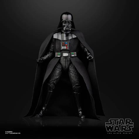 STAR WARS THE BLACK SERIES 6 INCH DARTH VADER Figure 002