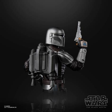 STAR WARS THE BLACK SERIES 6 INCH THE MANDALORIAN Figure 003