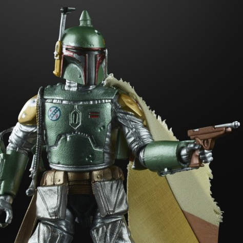 Star Wars Black Series Carbonized Boba Fett 007