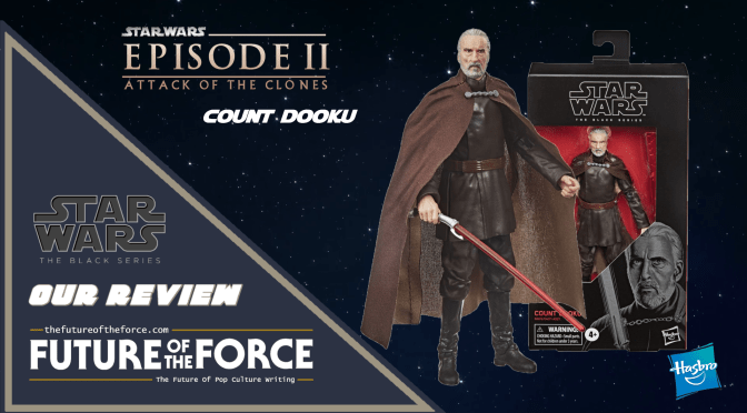 Black Series Review | Count Dooku (Star Wars: Attack Of The Clones)