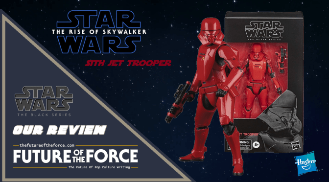 Black Series Review | Sith Jet Trooper (Star Wars: The Rise Of Skywalker)