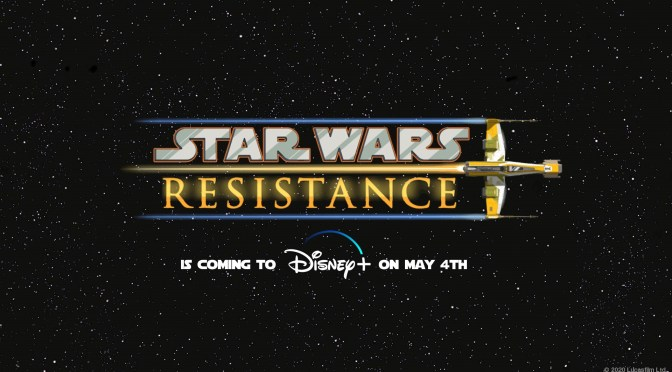 Star Wars: Resistance is Coming To Disney+ On May 4th