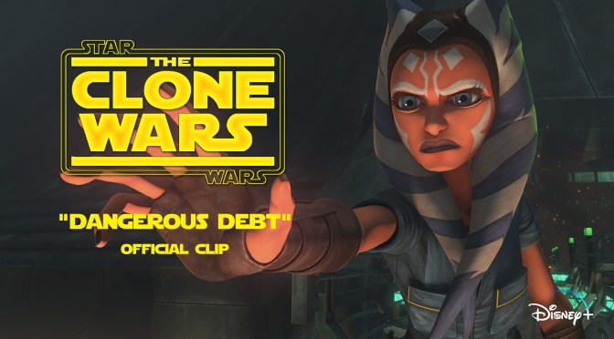 "Star Wars: The Clone Wars |  ""Dangerous Debt"" Clip"