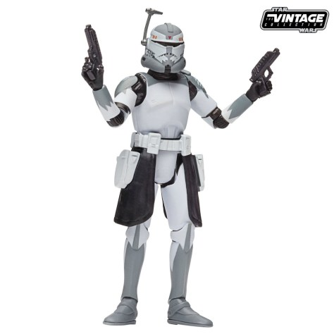Star Wars The Vintage Collection Commander Wolffe 005