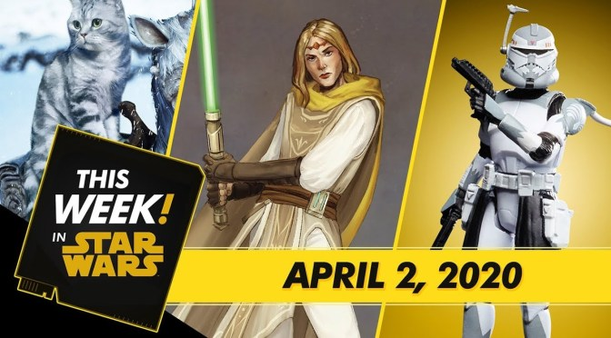 This Week! in Star Wars | The High Republic Characters Revealed, Your Cute Pets, and more!