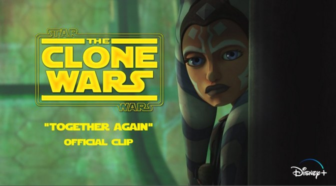 "Star Wars: The Clone Wars |  ""Together Again"" Clip"