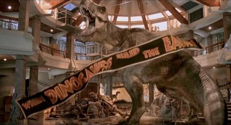 T-Rex Rescue - Jurassic Park