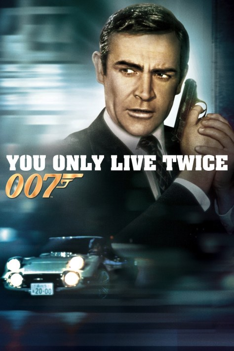 You Only Live Twice - 007 Poster
