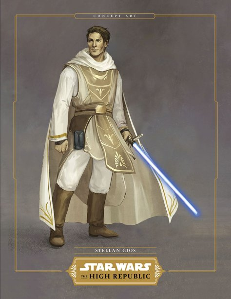 Star Wars The Republic - Stellan Gios