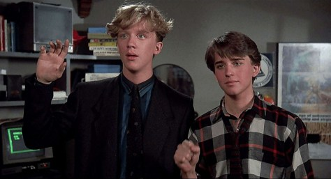 Weird Science - Gary and Wyatt