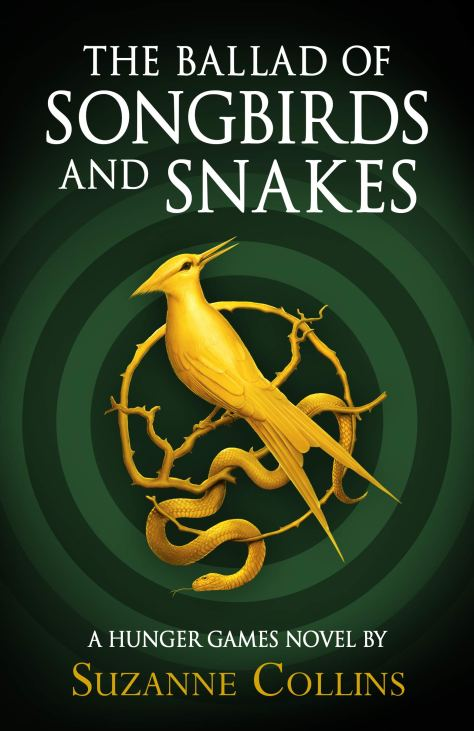 The Ballad of Songbirds and Snakes Cover